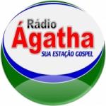 Logo da emissora R�dio �gatha