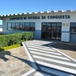 Logo da emissora Aeroporto de Vitória da Conquista SBQV