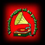 Logo da emissora Vitrola Reggae Belém Brasil