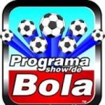 Logo da emissora Show de Bola FM