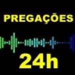 Logo da emissora Pregações 24h