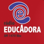 Logo da emissora Rádio Educadora 1470 AM