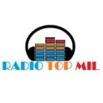 Logo da emissora R�dio Top Mil