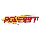 Logo da emissora KPOW 97.7 FM