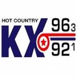 Logo da emissora Radio KKCM 92.1 FM