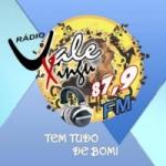 Logo da emissora R�dio Vale do Xingu 87.9 FM