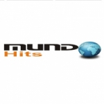Logo da emissora Rádio Mundo Hits