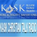 Logo da emissora Radio KASK 91.5 FM