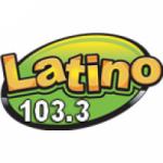 Logo da emissora Radio KBAA 103.3 FM