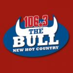 Logo da emissora Radio KBBL 106.3 FM
