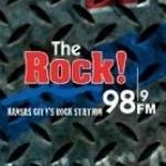 Logo da emissora KQRC 98.9 FM