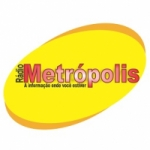 Logo da emissora Rádio Metrópolis