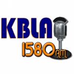 Logo da emissora Radio KBLA 1580 AM