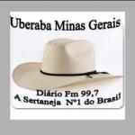 Logo da emissora R�dio Di�rio