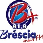 Logo da emissora Rádio Bréscia Mais 91.9 FM