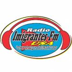 Logo da emissora Radio Imigrantes FM USA