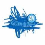 Logo da emissora Avitrine do Rádio