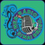Logo da emissora Rádio Sinai Brasil