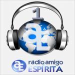 Logo da emissora Rádio Amigo Espírita