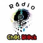 Logo da emissora R�dio Chat Black