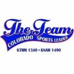 Logo da emissora Radio KNAM 1490 AM