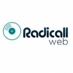 Logo da emissora Radicall Web