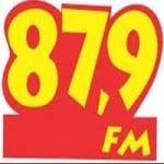 Logo da emissora R�dio Vale Do Parna�ba 87.9 FM