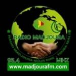 Logo da emissora Radio Madjoura 95.4 FM