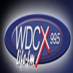 Logo da emissora WDCX 99.5 FM