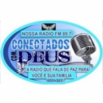 Logo da emissora Nossa Rádio 89.7 FM