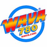 Logo da emissora Radio WAVA 780 AM