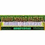 Logo da emissora Rádio Missão Batista