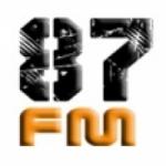 Logo da emissora Rádio Geração 87.9 FM