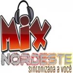 Logo da emissora Mix Nordeste