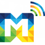 Logo da emissora Rádio dos Municípios