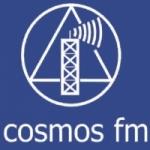 Logo da emissora Radio Cosmos 93.5 FM
