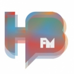 Logo da emissora HB FM