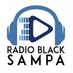 Logo da emissora Rádio Black Sampa