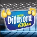 Logo da emissora Rádio Difusora de Barras 630 AM