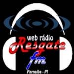 Logo da emissora Resgate FM