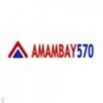Logo da emissora Radio Amambay 570 AM