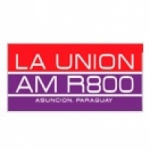 Logo da emissora Radio La Union 800 AM