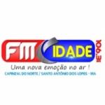 Logo da emissora R�dio FM Cidade 106.3