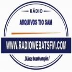 Logo da emissora Rádio Web ATS FM