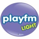 Logo da emissora Play FM Light