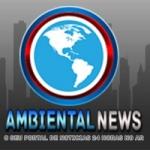Logo da emissora Ambiental News