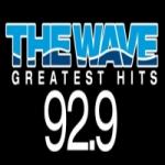 Logo da emissora WVBW 92.9 FM