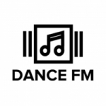Logo da emissora Rádio Dance FM Portugal