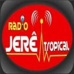 Logo da emissora Rádio Jerê Tropical