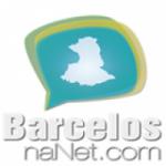Logo da emissora Rádio Barcelos na Net
